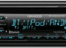 KENWOOD KDC-258U RADIOFM/CD MP3-WMA/USB/AUX/IPOD