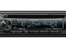 KENWOOD KDC-BT362U RADIO /CD MP3/AUX /USB / BLUETOOTH