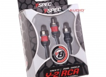 METRA CABLE  RCA Y T-SPEC  1 MALE / 2 FEMELLE Y