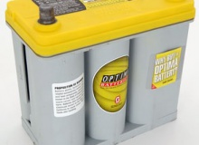 BATTERIE OPTIMA JAUNE D51R +D