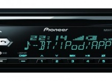 PIONEER DEHX-7850BT CD/AM-FM/WMA/MP3/WAV/USB/AUX/BLUETOOTH