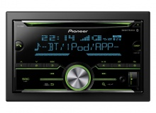 PIONEER DDIN  FHS705BT (CD MP3 / TUNER/USB/AUX/IPOD/IPHONE/BLUETOOTH