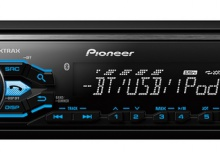 PIONEER MVHX-385BT (RADIO / USB / IPOD/IPHONE/AUX/BLUETOOTH)